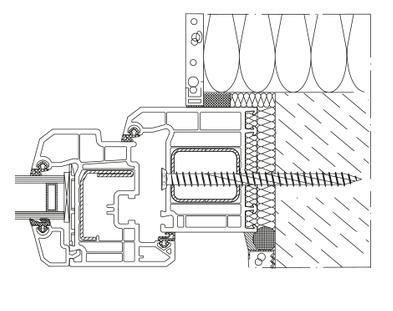 Rahmenanker Typ RA-P VE 100
