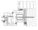 Rahmenanker Typ RA-P VE 50